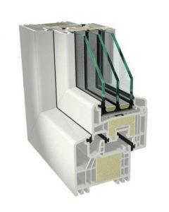 Perfil PVC - Aluminios Goierri