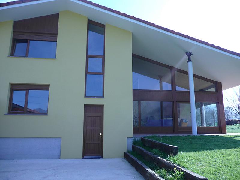 Caserío Bergara 3 - Ventanas PVC