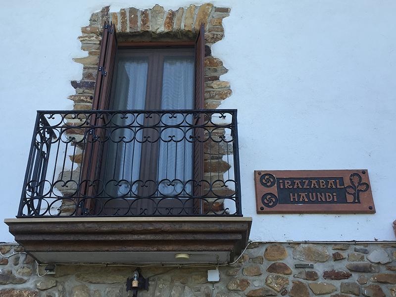 Caserío Oñati Irazabal Haundi - Ventanas PVC