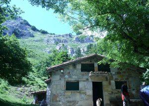 Caserío Parque natural - Urkiola - Ventanas PVC