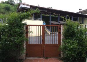 Puertas Comunidad en Mutiloa