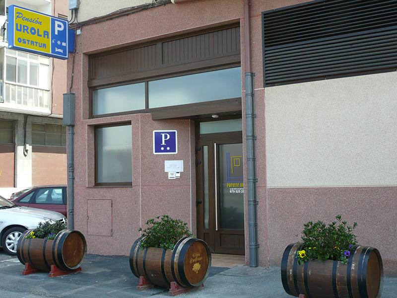 Puertas Comunidad Zumarraga